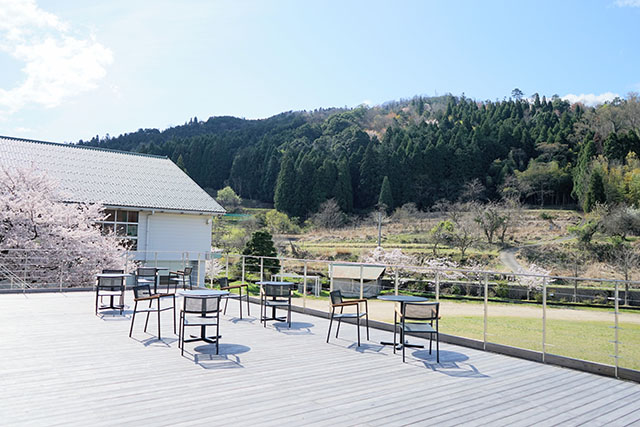TSUNAGU テラス